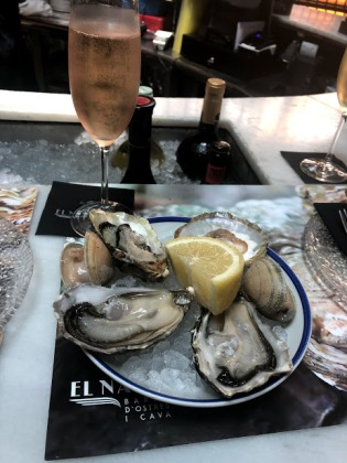 oysters bar
